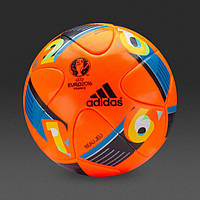 Мяч футбольный Adidas Euro 16 Winter Match Ball