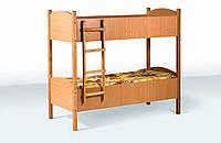 Кровать двухъярусная для детских садиков