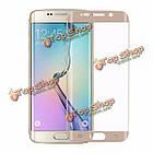 Стекло изогнутое защита экрана Samsung Galaxy S7 Edge, фото 4