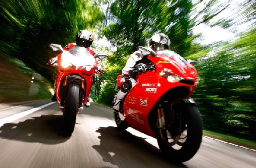 Фотообои Мотоцикл 03