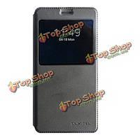 Чехол-подставка для телефона OukiTel k6000 PRO оригинальный с окном