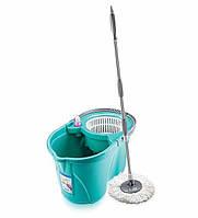 Комплект для мытья пола с механизмом центрифуги