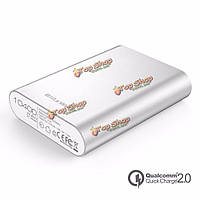 BlitzWolf® 10400мАh Быстрая зарядка 2.0 PowerBank 16.2W/5V 9V 12V выход и 5V 9V Вход