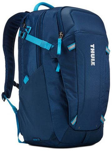 "Темно-синий городской рюкзак с карманом для ноутбука 15.6"" Thule 6279991, 24 л."