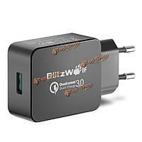 BW-S5 qc3.0 18w USB зарядное устройство адаптер ес BlitzWolf® [Qualcomm сертификат]