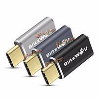 BlitzWolf® BW-a1 USB Type-C для Micro-USB адаптер Type-C мужчин Micro-USB девушки преобразования разъем