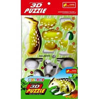 """3D Игрушки пазлы 4в1 """"Коала"""", 3119-02"""