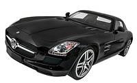 Машинка р/у 1:14 Meizhi лиценз. Mercedes-Benz SLS AMG (черный), фото 1