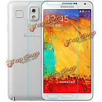 Стекло защита экрана смартфона Samsung Note 3 n9000