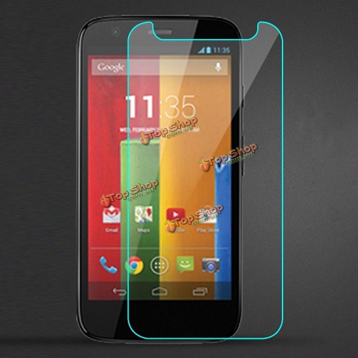 Закаленное стекло защита экрана фильм гвардии щит для Motorola Moto г