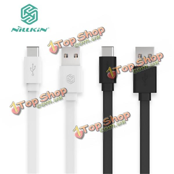 NillKin 1.2m 2a USB 3.1 Type-C мужчины к USB 2.0 мужской синхронизации данных кабель для зарядки для связующей 5X 6p OnePlus