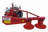 Косилка роторная на минитрактор - Wirax 1,30 м