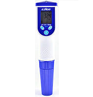 РН/ОВП*-метр/термометр водонепроницаемый с АКТ EZODO 7011 с плоским рН-электродом 7000 EFP4