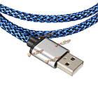 USB 3.1 Тип зарядного устройства данные с оплеткой провода 2м 6.6ft кабель для мобильного телефона ПК Tablet MacBook, фото 7