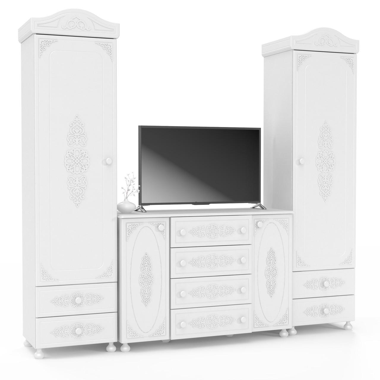 Мебель Ассоль компоновка 1