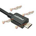 Pisen смартфон 2.4в1500мм Micro-USB зарядка кабель для передачи данных для мобильного телефона, фото 7