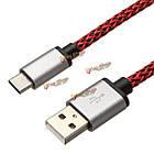 USB 3.1 Тип зарядного устройства данные с оплеткой провода 3м 9.9ft кабель для мобильного телефона ПК Tablet MacBook, фото 6