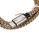 USB 3.1 Тип зарядного устройства данные с оплеткой провода 3м 9.9ft кабель для мобильного телефона ПК Tablet MacBook, фото 10