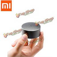 Xiaomi Портативная Mini Bluetooth  колонка из алюминиевого сплава для мобильного телефона планшета