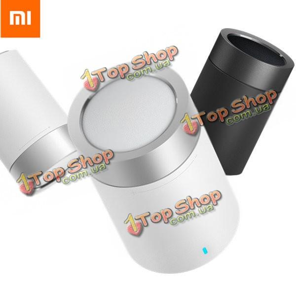 Xiaomi Hands-Free Круглый Беспроводной Bluetooth  V4.1 Динамик 2 с микрофонами 1200мАh
