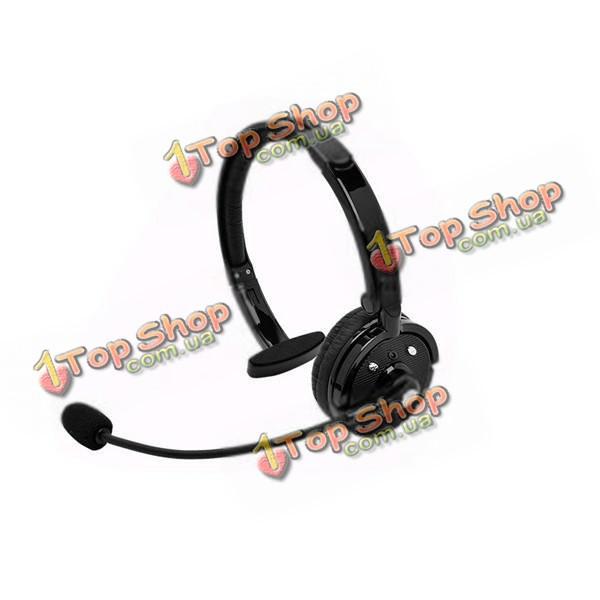 MoNoBH-m10b многоточечного Беспроводная Bluetooth  гарнитура для наушников для наушников с микрофоном