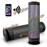 Красочные LED светильник портативный TF карта Беспроводная связь Bluetooth 4.0 акустическая система