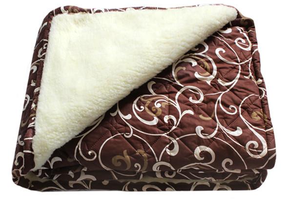 Двуспальный размер шерстяных одеял