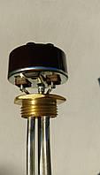 """Тен для алюминиевого и биметал. радиатора мощностью 0,8 квт(800 Вт) на 220 в, гайка 1""""(33 мм) резьба правая"""