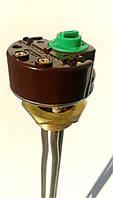 """Тен для алюминиевого и биметал. радиатора мощностью 0,8 квт(800 Вт) на 220 в, гайка 1""""(33 мм) резьба ЛЕВАЯ"""