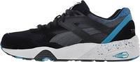 Мужские кроссовки Puma R698 (Пума) черные