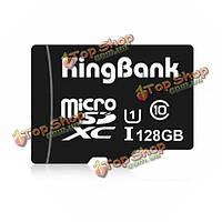 128Гб Class 10 карта памяти TF/Micro-SDxc карта KingBank