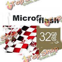 Micro-Flash тахограф версия карта памяти TF 32Гб Class 10 высокая скорость