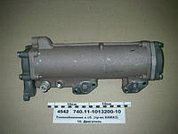 Теплообменник в сб. L=410мм (пр-ва КАМАЗ), 740.11-1013200-10