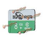 Bestrunner 8Гб Class 10 красочные цифровые флэш-карта памяти TF карта, фото 3