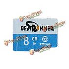 Bestrunner 8Гб Class 10 красочные цифровые флэш-карта памяти TF карта, фото 9
