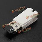 Mini 2в1 Micro-USB OTG адаптер SD и TF кард-ридер, фото 6