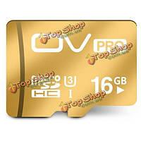 OV USH-I и3 Micro-SD 3.0 PRO Class 10 16Гб Micro-SD карта TF карта, фото 1