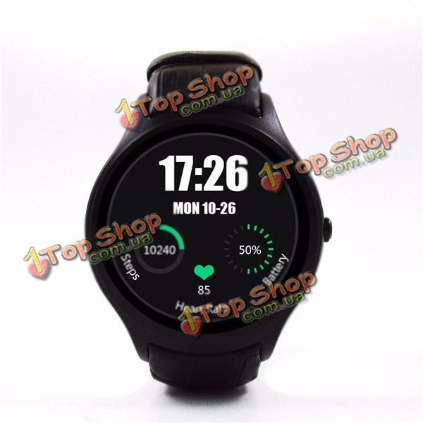 Умные часы NO.1 d5 512 ОЗУ 4G b ROM 450mAh Андроид 4.4 Wi-Fi GPS