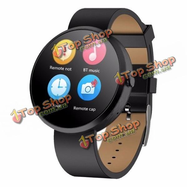 Умные часы Haier g6 1.22-дюймов mtk2502c 320mAh аккумуляторный Bluetooth 4.0