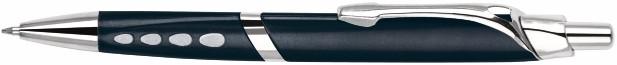 Ручка пластиковая TRIO. Чёрная