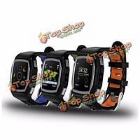 Sport умные часы GPS компас Bluetooth  350мАh GSM Gt68