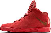 Баскетбольные кроссовки Nike LeBron 12 NSW Lifestyle Challenge Red, найк леброн