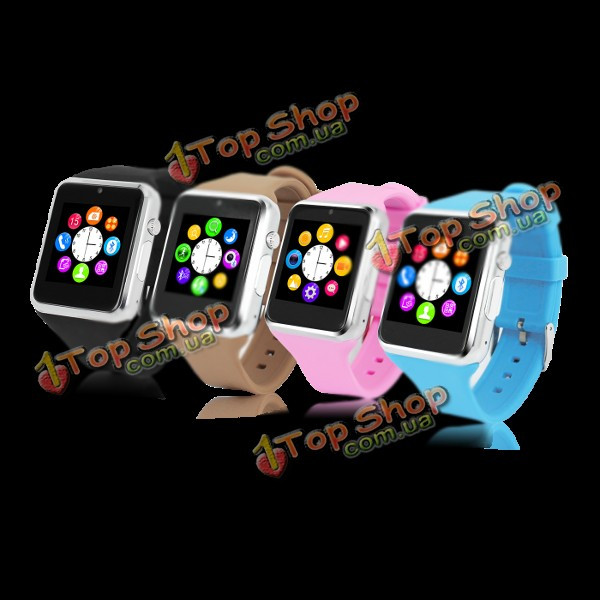 Умные часы-телефон ZGpax S79 1.54-дюймов 360 МГц mtk6260 Bluetooth