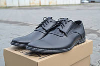Мужские кожаные туфли Van Kristi