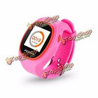 ZGpax s866 1.2-дюймовые GPS слежение Wi-Fi Bluetooth  SOS Андроид часы-телефон детские