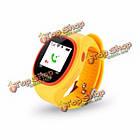 ZGpax s866 1.2-дюймовые GPS слежение Wi-Fi Bluetooth  SOS Андроид часы-телефон детские , фото 2