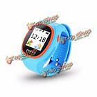 ZGpax s866 1.2-дюймовые GPS слежение Wi-Fi Bluetooth  SOS Андроид часы-телефон детские , фото 3