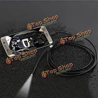 1м-3.5m USB водонепроницаемый эндоскопа осмотр IP67 Бороскоп видео камера для Андроид телефона планшетных ПК