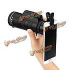Универсальный 10x40 туризм объектив камеры концерт монокулярная + телефон клип смартфон, фото 2