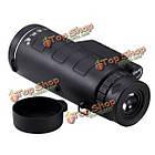 Универсальный 10x40 туризм объектив камеры концерт монокулярная + телефон клип смартфон, фото 5
